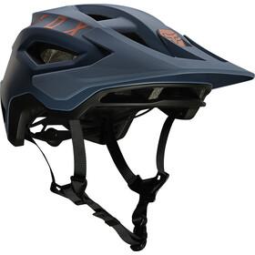 Fox Speedframe Helmet Men, blue steel
